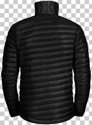Jacket Down Feather Bodywarmer Sleeve Daunenjacke PNG
