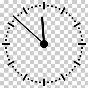 Digital Clock Clock Face Movement PNG