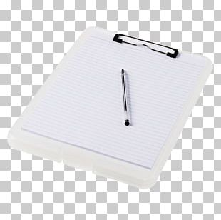 Clipboard And Pen PNG