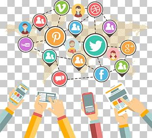Social Media Marketing Brand Awareness PNG