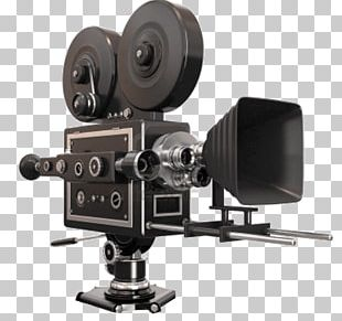 Photographic Film Movie Camera Video Cameras Clapperboard PNG
