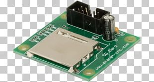Microcontroller Hardware Programmer Electronics Flash Memory Network Cards & Adapters PNG