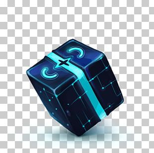 Electric Blue Dice Game Cobalt Blue PNG