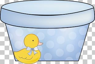 Yellow Duck Cartoon Drawing PNG