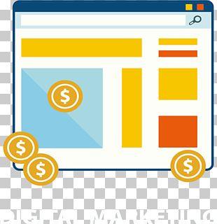 Digital Marketing Content Marketing Advertising PNG