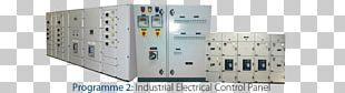 Circuit Breaker Electronics Electrical Network Furniture Machine PNG