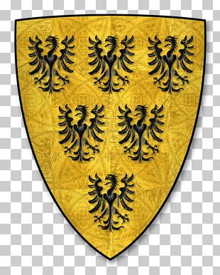 Aspilogia Roll Of Arms Coat Of Arms Shield Manuscript PNG