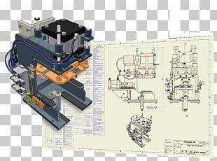 Machining Mechanical Engineering Engineering Drawing PNG