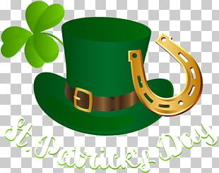 Saint Patrick's Day Art PNG