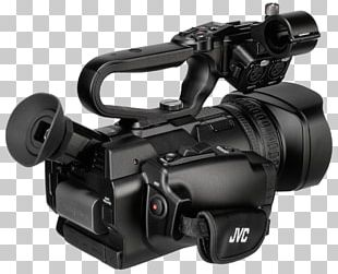 Camera Lens Video Cameras JVC GY-HM170 4K Resolution High-definition Television PNG