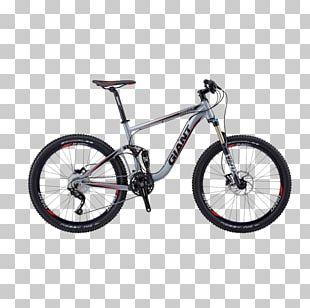 Giant Bicycles Mountain Bike Bicycle Fork Bicycle Handlebar PNG