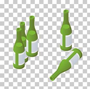 Beer Bottle Drawing PNG