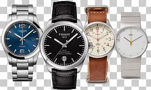 Longines Watch Quartz Clock Movement ETA SA PNG