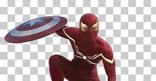 Spider-Man Captain America Iron Man Iron Spider Marvel Cinematic Universe PNG