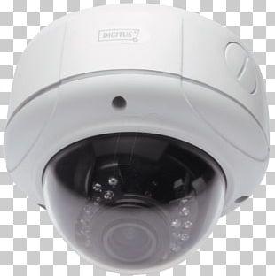 IP Camera Digitus Plug&View OptiDome Pro DN-16043 WLAN/Wi-Fi Internet Video Cameras 1080p PNG