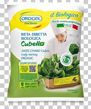 Leaf Vegetable Vegetarian Cuisine Food Orogel S.p.A. Consortile Brand PNG