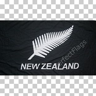 New Zealand National Rugby Union Team Silver Fern Flag Flag Of New Zealand PNG