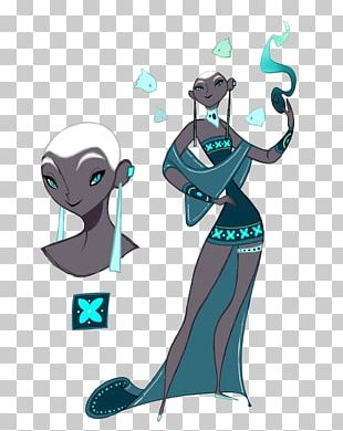 Warlock Model Sheet Sorcerer Character Illustration PNG