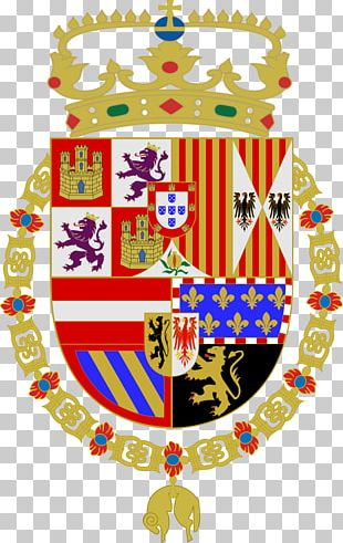 Coat Of Arms Of Spain Escutcheon Crest PNG