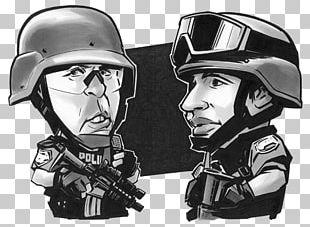Bicycle Helmet Comics Cartoon Special Forces PNG