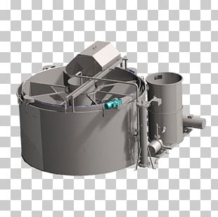 Froth Flotation Sewage Treatment Wastewater Centrifuge Sand Separator PNG