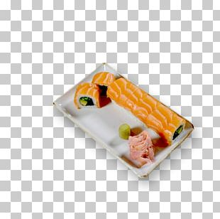 Japanese Cuisine Sushi Asian Cuisine California Roll Smoked Salmon PNG
