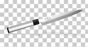 Japanese Kitchen Knife Tojiro Steel Tang PNG