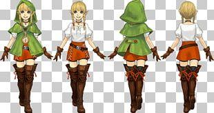 Link Hyrule Warriors The Legend Of Zelda: Skyward Sword The Legend Of Zelda: Breath Of The Wild The Legend Of Zelda: Ocarina Of Time PNG