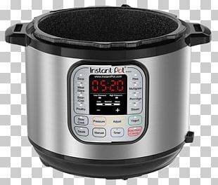 Instant Pot IP-DUO60 Pressure Cooking Slow Cookers Quart PNG
