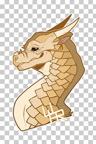 Wings Of Fire Darkstalker Dragon Fan Art PNG