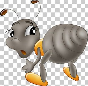 Bee Ant Drawing PNG