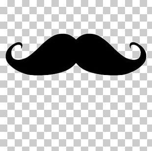 Handlebar Moustache PNG
