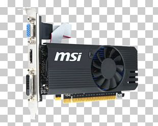 Graphics Cards & Video Adapters NVIDIA GeForce GT 730 GDDR5 SDRAM Graphics Processing Unit Digital Visual Interface PNG