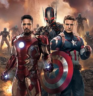 Iron Man Captain America Ultron San Diego Comic-Con Marvel Cinematic Universe PNG