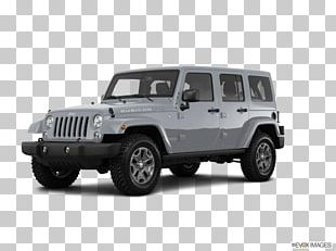 2018 Jeep Wrangler JK Unlimited Car 2017 Jeep Wrangler Unlimited Rubicon PNG