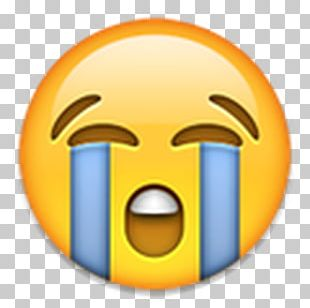 Face With Tears Of Joy Emoji Crying World Emoji Day PNG