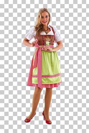Costume Dress Oktoberfest Clothing Skirt PNG