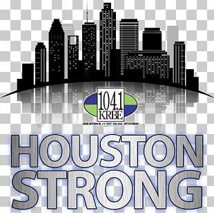 Houston Skyline Silhouette PNG