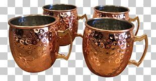 Coffee Cup Ceramic Metal Mug Pottery PNG