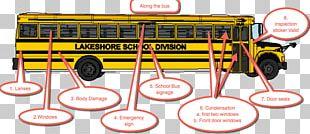 School Bus Safety School Bus Crossing Arm PNG