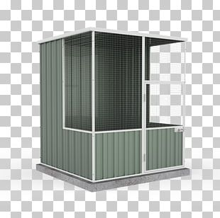 Shed Aviary Bird Cage Parrot PNG