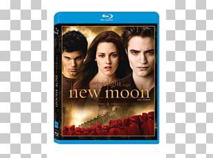 The Twilight Saga: New Moon Bella Swan Stephenie Meyer Blu-ray Disc Breaking Dawn PNG