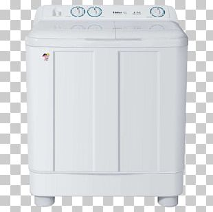 Washing Machine Haier Home Appliance Midea Laundry Detergent PNG