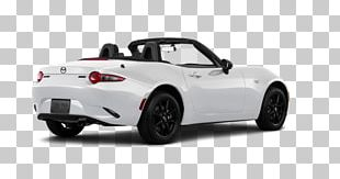 2017 Mazda MX-5 Miata 2018 Mazda MX-5 Miata RF Car Mazda MX-5 RF PNG