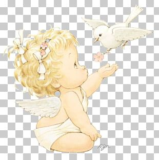 Angel Infant Baptism PNG