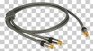 RCA Connector Electrical Cable Subwoofer XLR Connector High-end Audio PNG