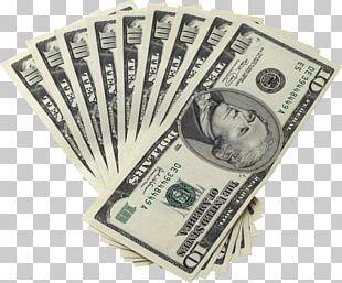 United States Dollar Money United States One-dollar Bill PNG