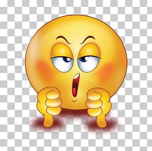 Smiley Emoticon Thumb Signal Emoji Computer Icons PNG