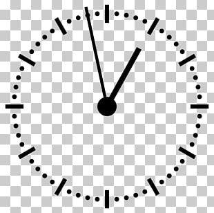 Clock Face Digital Clock Analog Signal Movement PNG