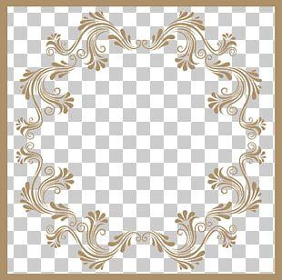 Visual Arts Frame Pattern PNG